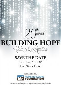 BHGA Save the Date