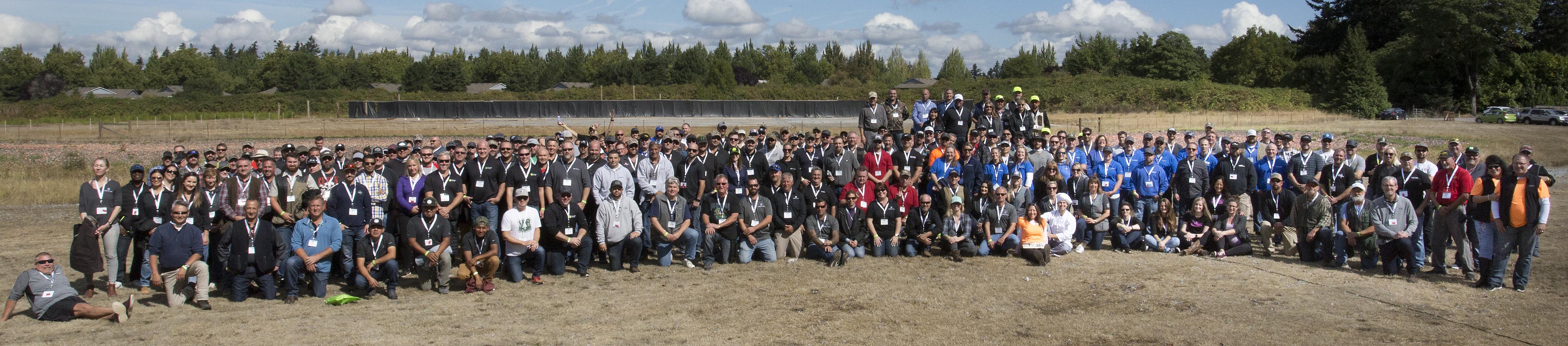 2018 Trap Shoot Participants