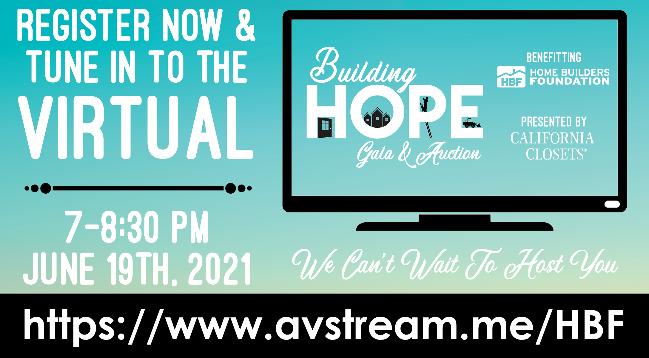 Tune In To The Virtual Event
